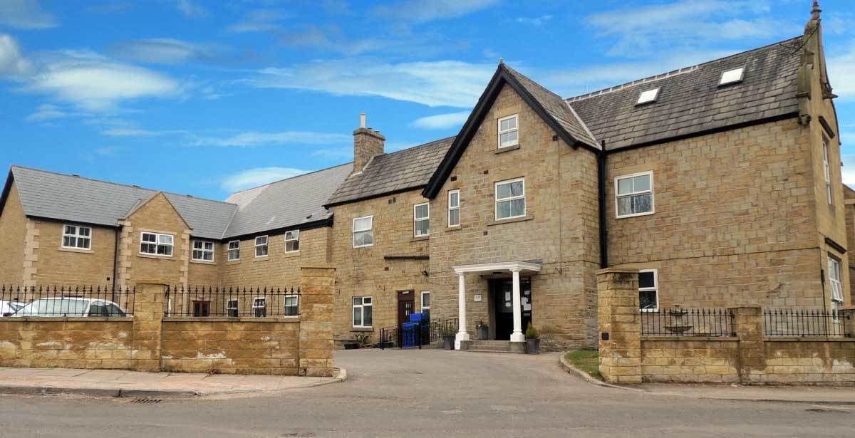 Care home sheffield - Norwood Grange
